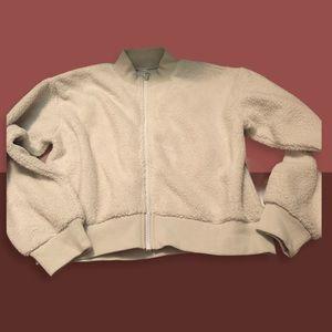 Z By Zella Grey Full Zip Jacket NWT